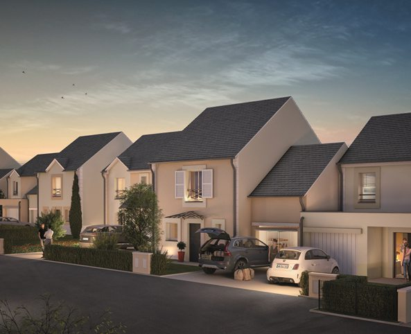 LES VILLAS DES CHAPELIERS Saran | Photo 1/3