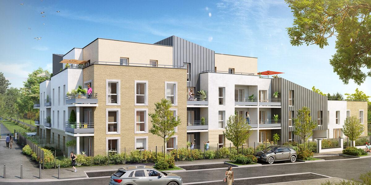 Appartement à vendre : Saint-jean-de-braye . 38.67 m² . 2 pièces