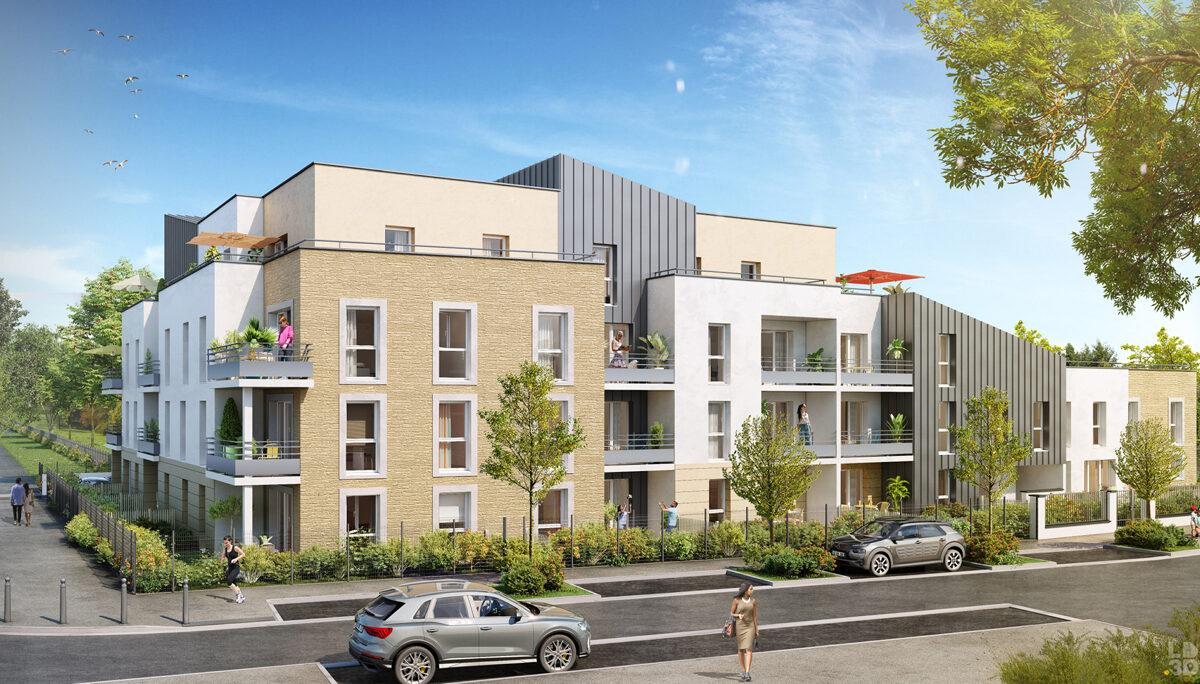 Appartement à vendre : St Jean De Braye