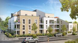 Programme immobilier neuf de 2 à 4 pièces St Jean De Braye