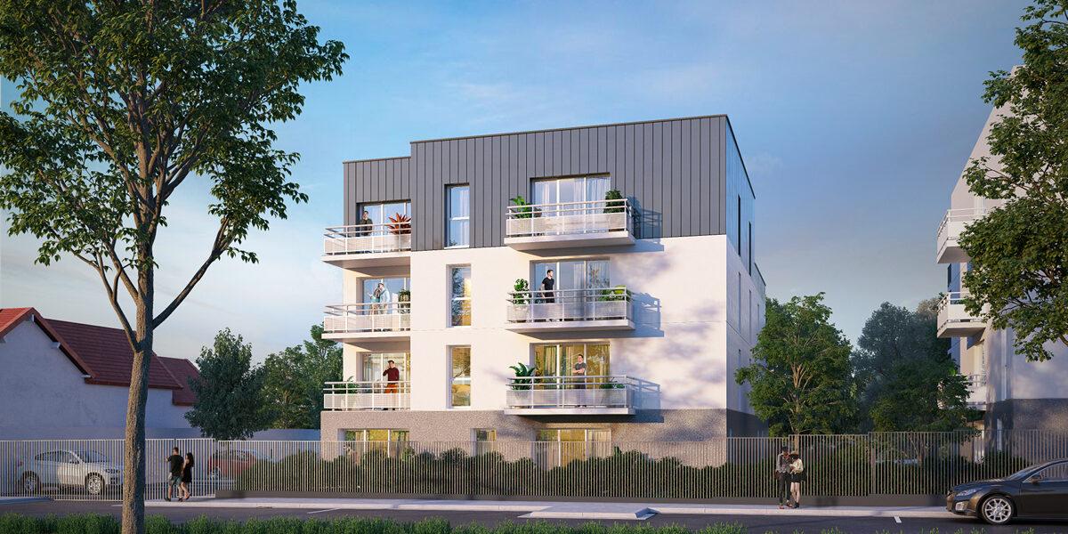 Appartement à vendre : Dreux . 42.04 m² . 2 pièces
