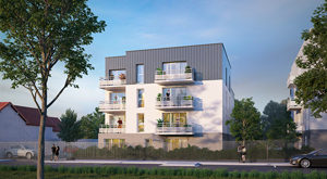 Programme immobilier neuf Dreux