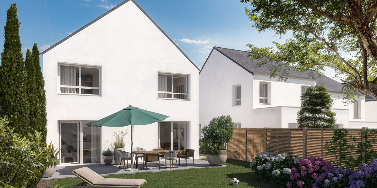 Appartement à vendre : Vannes . 38.81 m² . 2 pièces