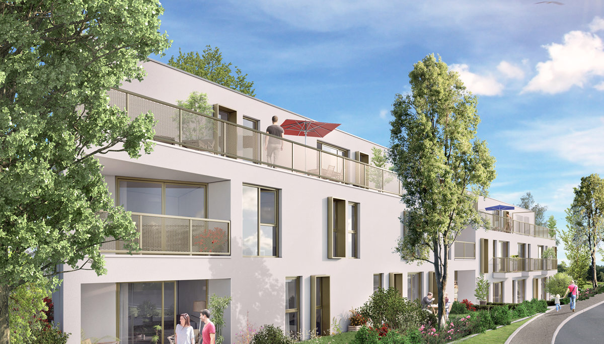 Programme immobilier neuf POESY - MONTGERMONT