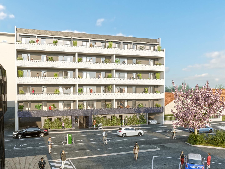 Appartement 2pcs 37300 JOUE LES TOURS