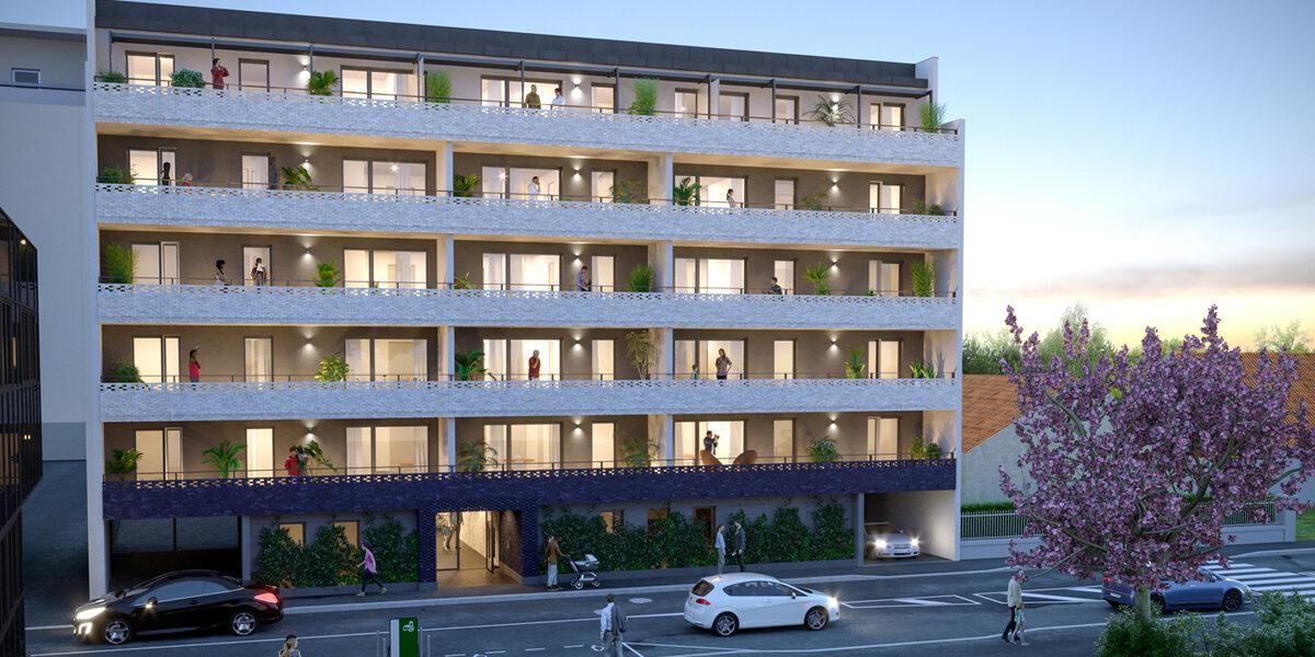 Appartement à vendre : Joue-les-tours . 41.51 m² . 2 pièces