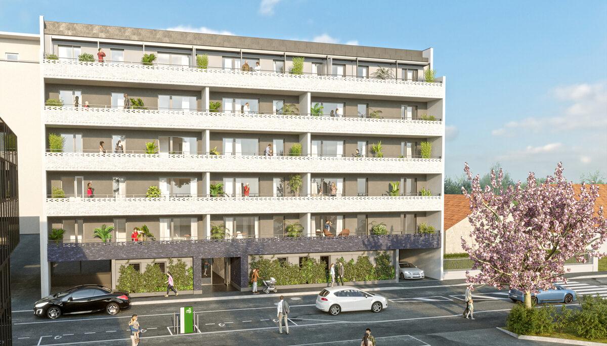 Programme immobilier neuf VILLA JOCARI - JOUE LES TOURS