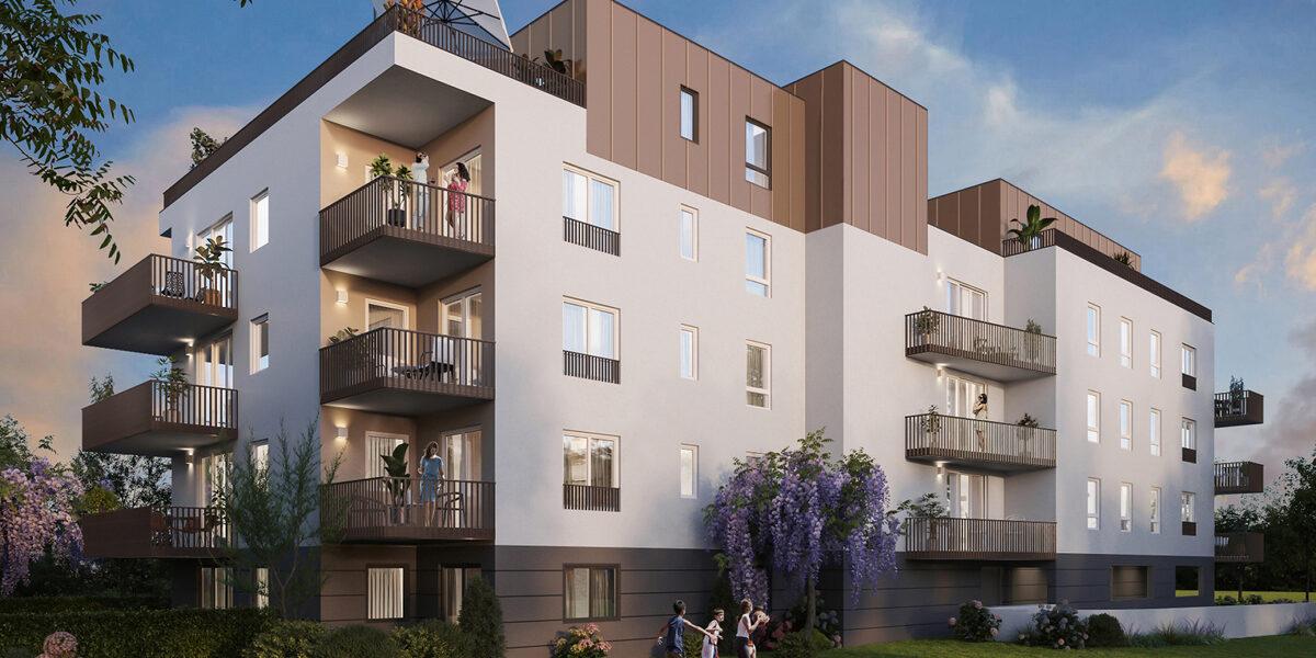 Appartement à vendre : Thonon-les-Bains . 43.17 m² . 2 pièces