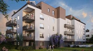 Programme immobilier neuf de 2 à 5 pièces Thonon Les Bains