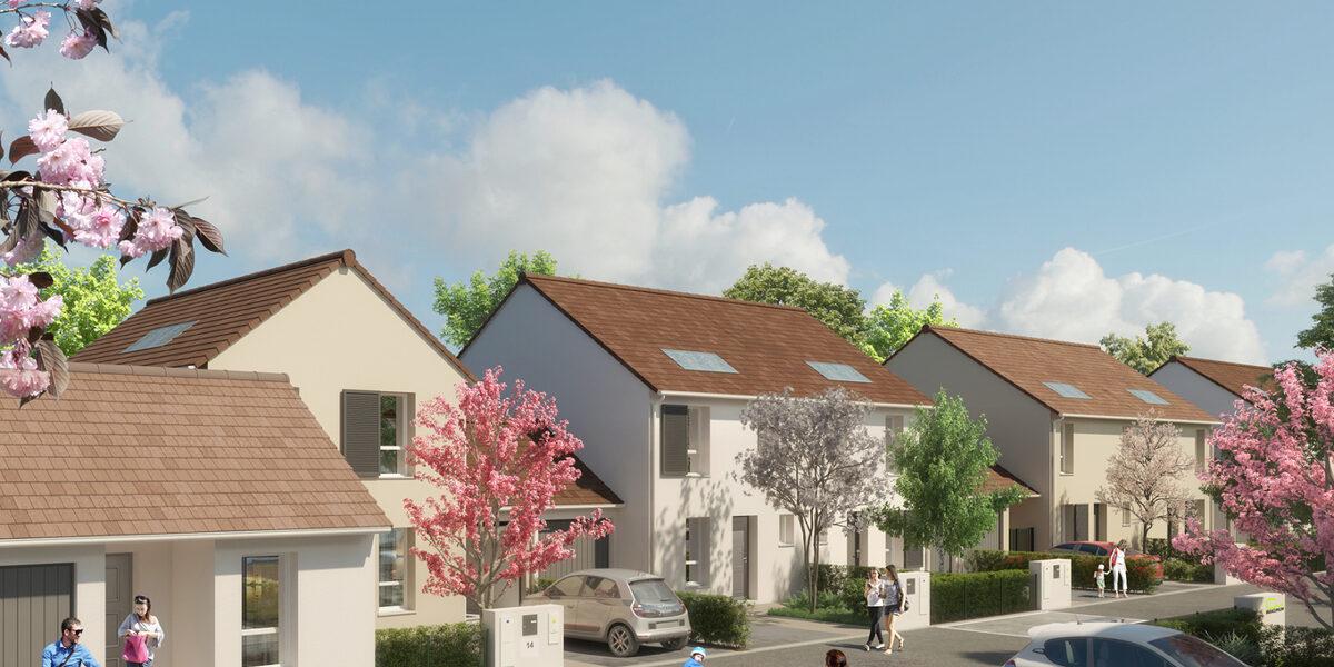 Maison à vendre : Saint-maximin . 79.32 m² . 4 pièces