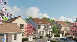 Programme immobilier neuf de 4 à 5 pièces St Maximin