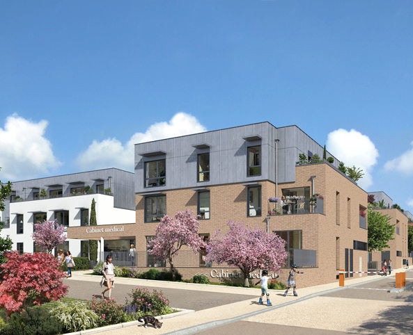 RESIDENCE SQUARE ST FUSCIEN Amiens | Photo 1/1
