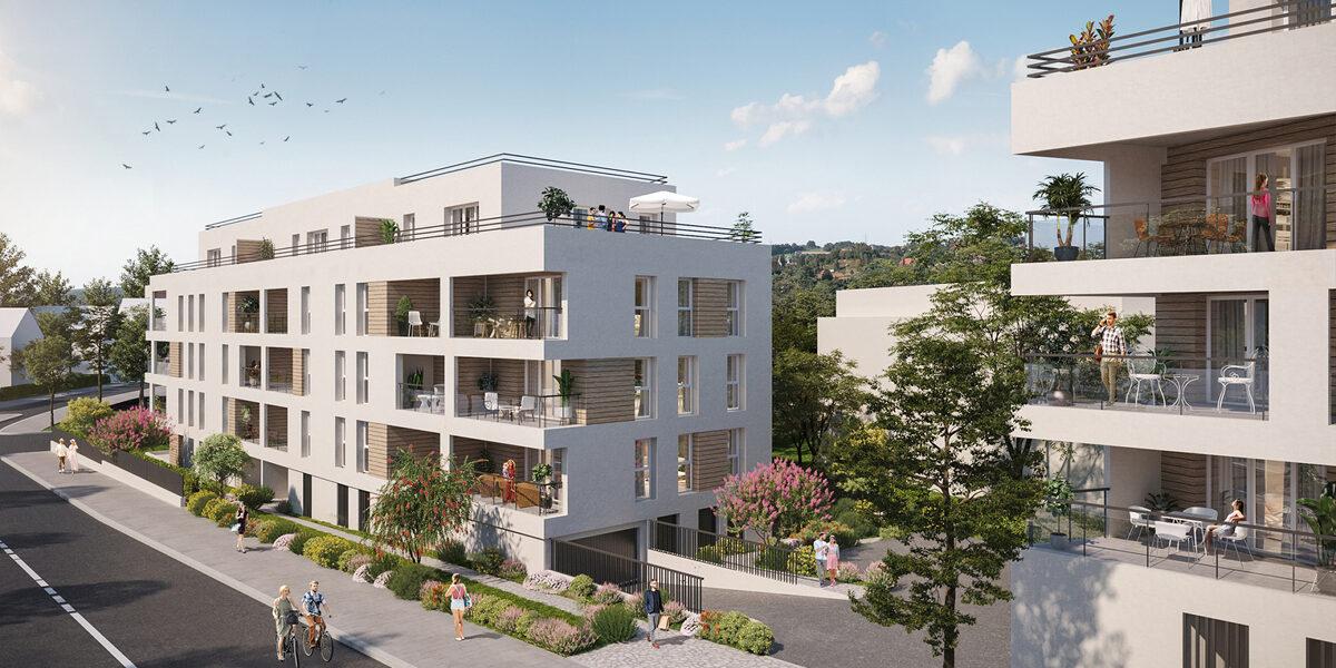 Appartement à vendre : Annemasse . 44.62 m² . 2 pièces