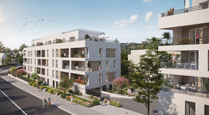 Programme immobilier neuf de 2 à 5 pièces Annemasse