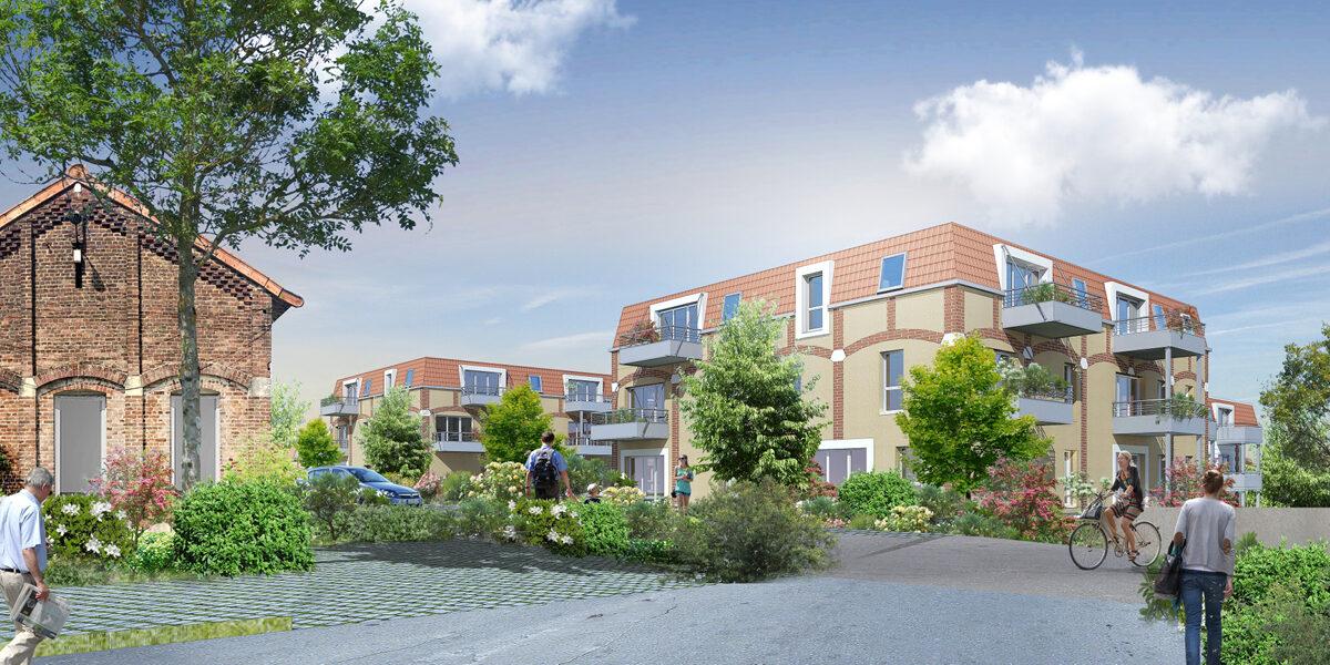 Appartement à vendre : Coulommiers . 42.98 m² . 2 pièces