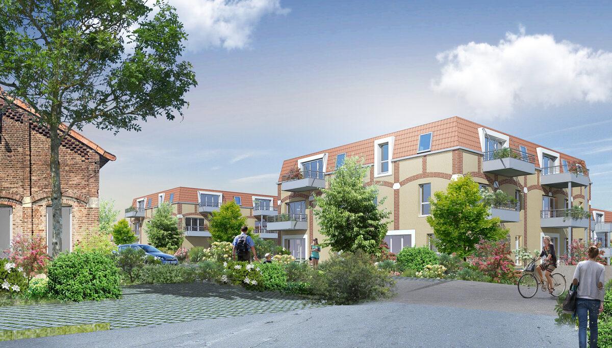 Appartement à vendre : Coulommiers . 39.91 m² . 2 pièces