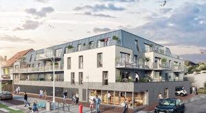 Programme immobilier neuf de 1 à 3 pièces Fort Mahon Plage
