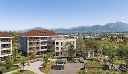 Appartement 2pcs 74800 LA ROCHE SUR FORON