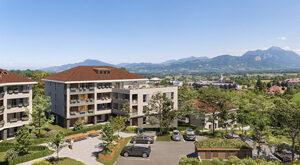 Programme immobilier neuf de 2 à 4 pièces La Roche Sur Foron