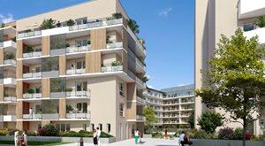 Programme immobilier neuf de 1 à 4 pièces Rouen