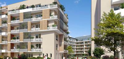 Programme immobilier neuf de 2 à 4 pièces Rouen