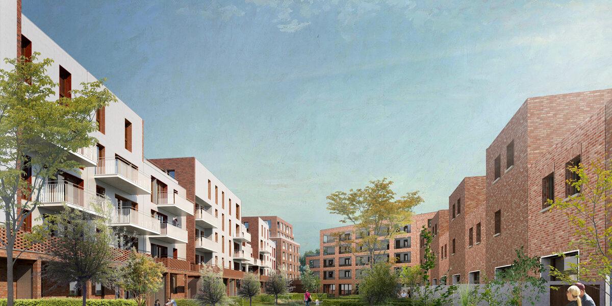 Appartement à vendre : Lille . 46.3 m² . 2 pièces