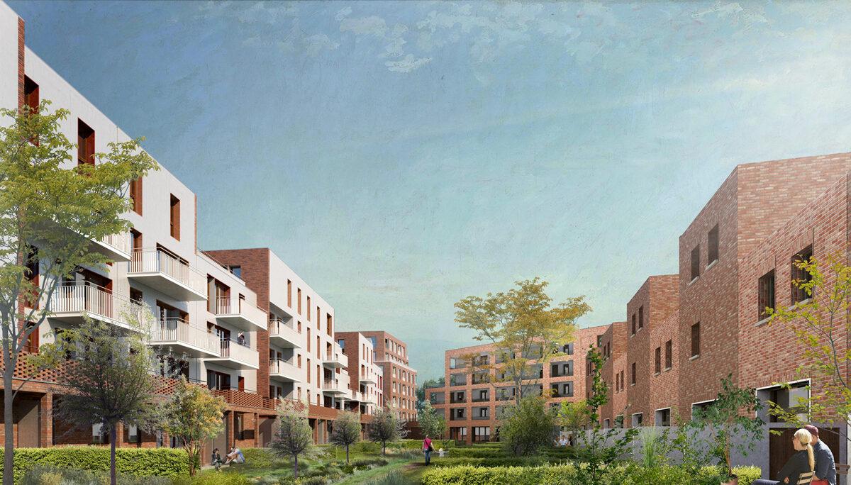 Appartement à vendre à Lille . 46.3 m² . 2 pièces