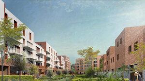 Programme immobilier neuf de 2 à 4 pièces Lille