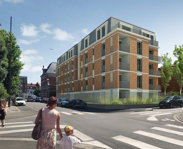 RESIDENCE LE CONSUL Armentieres | Photo 1/1