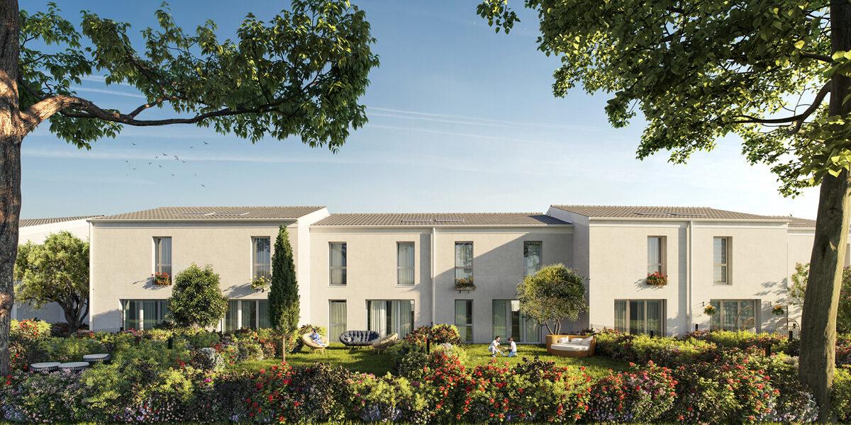 Appartement à vendre : Lormont . 40 m² . 2 pièces