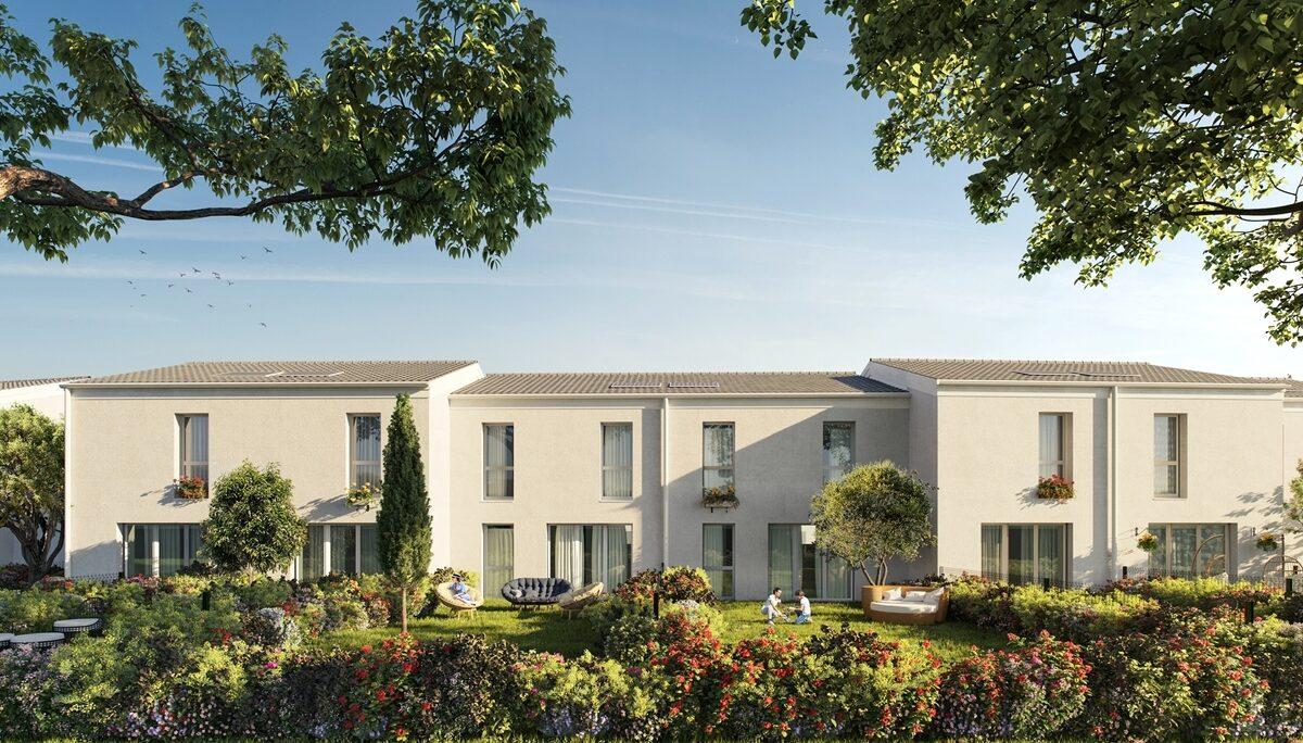 Programme immobilier neuf LES JARDINS D'ANAIS - LORMONT