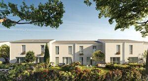 Programme immobilier neuf de 1 à 4 pièces Lormont