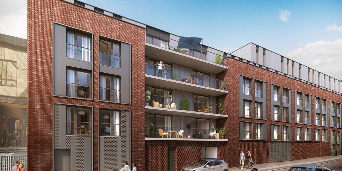 Appartement à vendre : Roubaix . 68.65 m² . 3 pièces