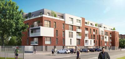 Programme immobilier neuf de 1 à 4 pièces Loos