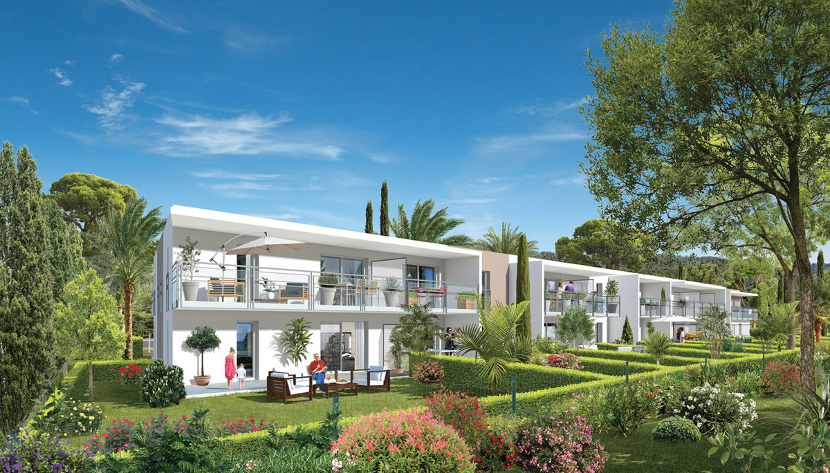 Programme immobilier neuf CAP MARIN - CAVALAIRE SUR MER