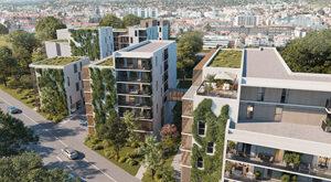 Programme immobilier neuf de 1 à 5 pièces Clermont Ferrand