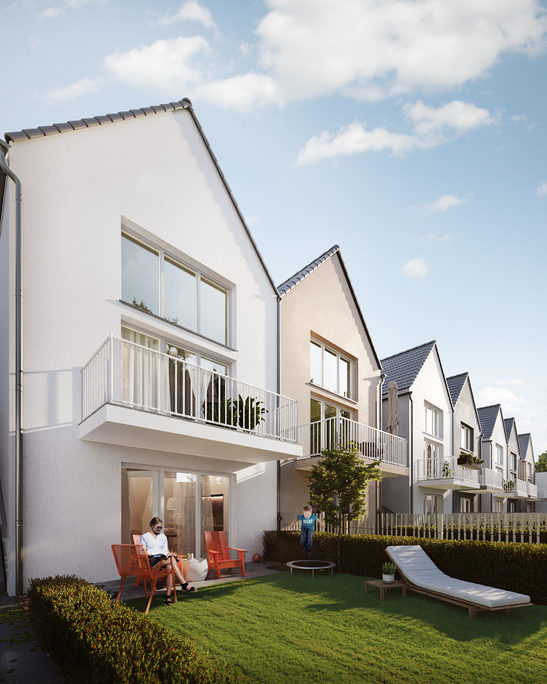 Programme immobilier neuf UTOPIA - POITIERS