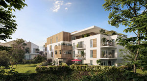 Programme immobilier neuf de 3 à 5 pièces Montevrain