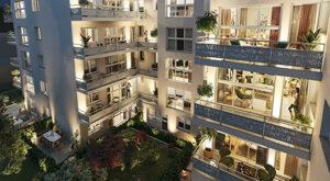 Programme immobilier neuf de 3 à 4 pièces Le Pre St Gervais