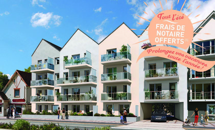 Programme immobilier neuf LATITUDE SUD - CUCQ