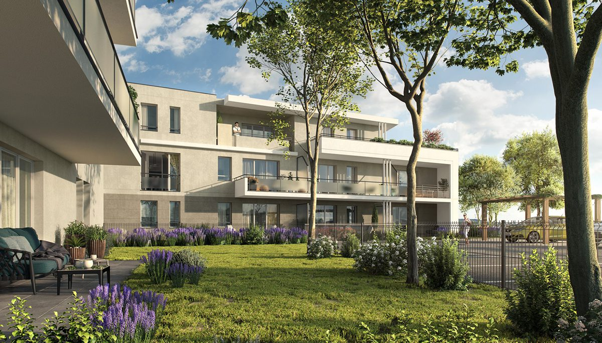 Programme immobilier neuf BEL HORIZON - LES ANGLES