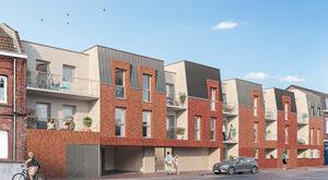 Programme immobilier neuf de 1 à 4 pièces Haubourdin