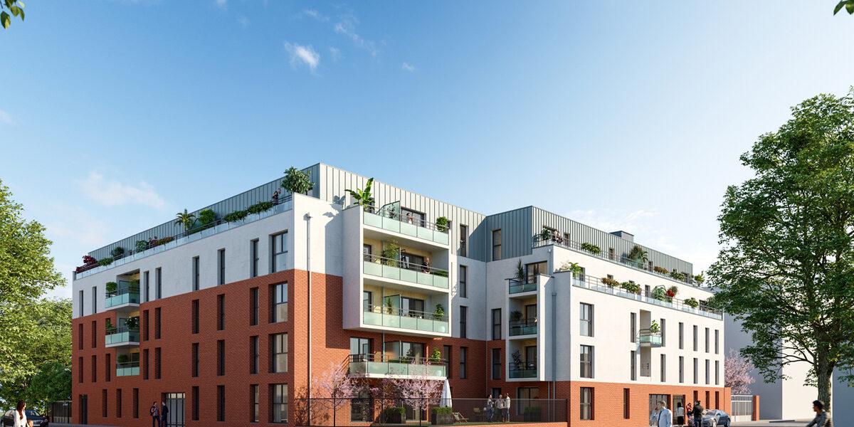 Appartement à vendre : Lille . 32.5 m² . 1 pièce / studio