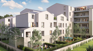 Programme immobilier neuf de 2 pièces Neuilly Sur Marne