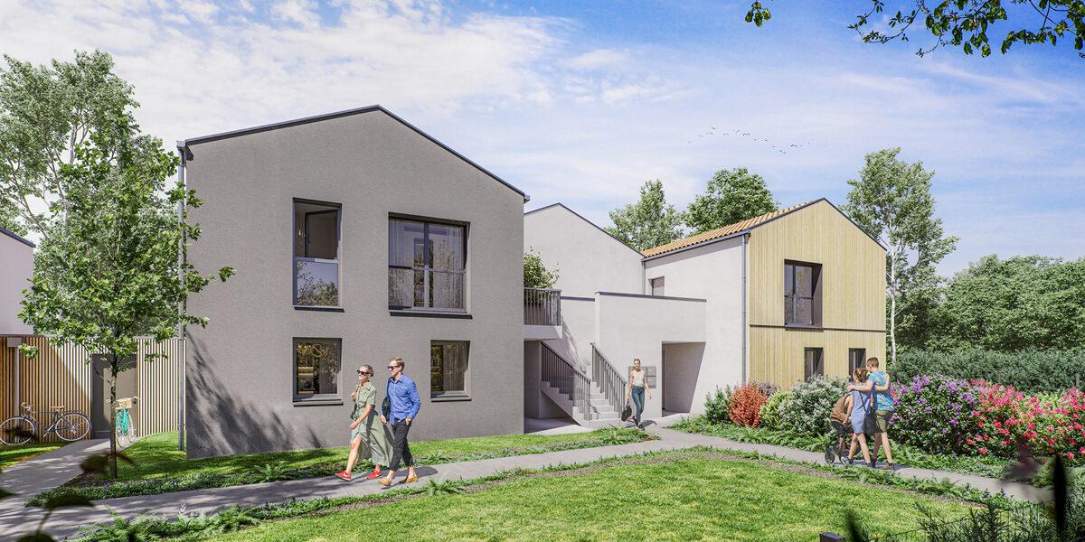 Appartement à vendre : Pornichet . 42.6 m² . 2 pièces