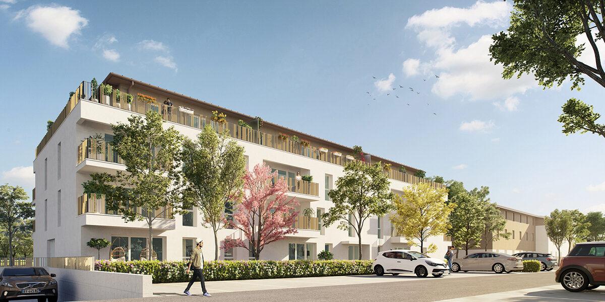 Appartement à vendre : Carbon-blanc . 40.49 m² . 2 pièces