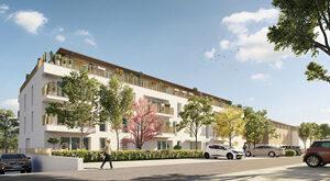 Programme immobilier neuf de 2 à 6 pièces Carbon Blanc
