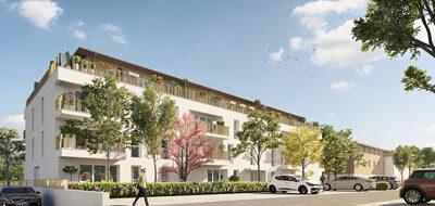 Programme immobilier neuf de 1 à 3 pièces Carbon Blanc
