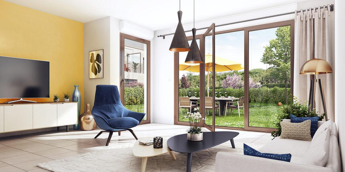 Appartement à vendre : Bois-darcy . 27.2 m² . 1 pièce / studio