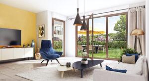 Programme immobilier neuf de 1 à 4 pièces Bois D Arcy